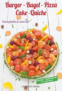 Livre - Burger Bagel Pizza Cake Quiche
