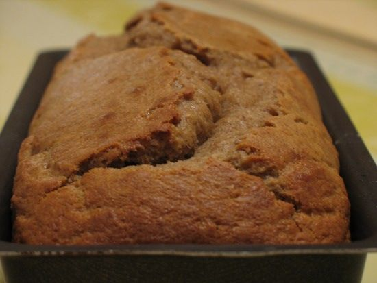 Banana bread 1