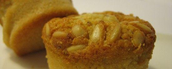 Muffins miel pignons titre
