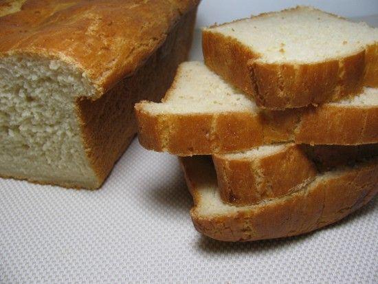 recette pain de mie sans gluten