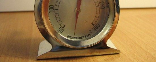 Thermometre titre