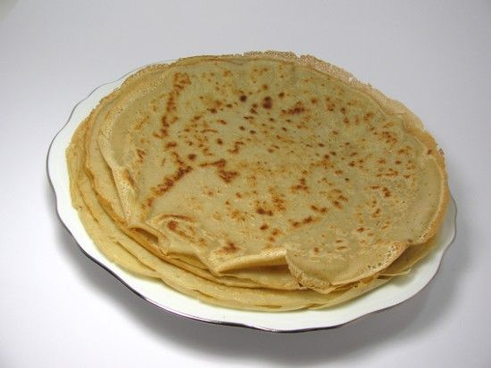Crepes chataign