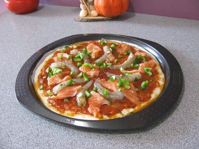 Recette de pate à pizza sans gluten