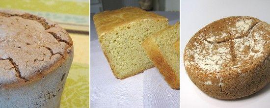 recette de pain sans gluten