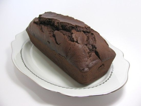 Cake chocolat zeste citron sans gluten