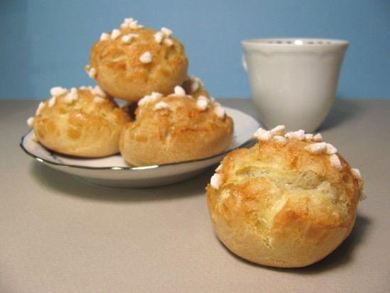 recette chouquette sans gluten et pate à choux
