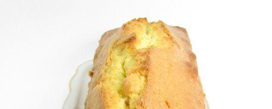Cake sans gluten ananas coco