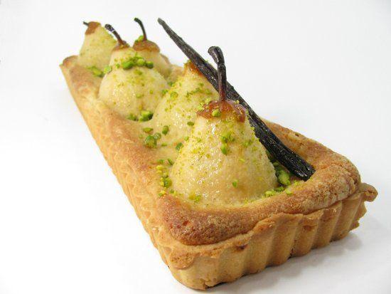 Tarte bourdaloue sans gluten