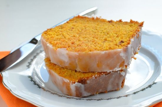 Recette carot cake sans gluten