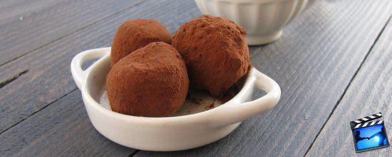 truffe fleur oranger sans beurre titre