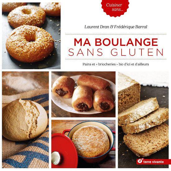 Recette de pains sans gluten