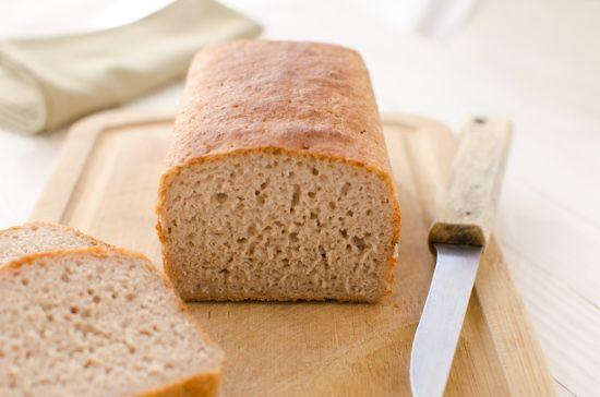 Recette de pain sans gluten - Techniques