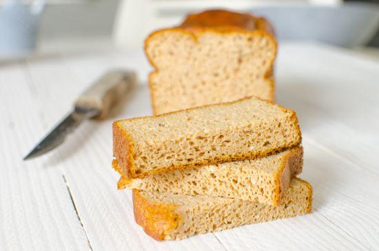 Recette de pain paléo à la patate douce sans gluten