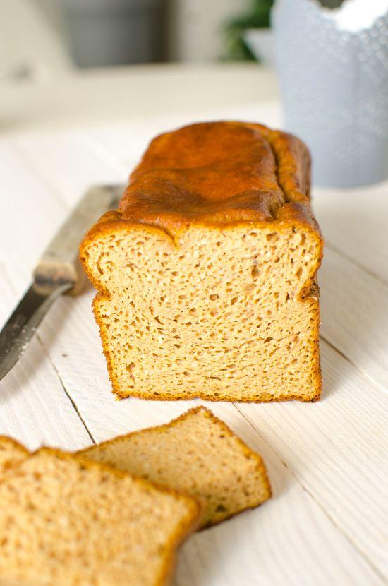 Recette pain sans gluten paléo