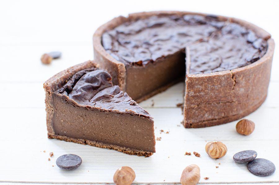 Recette de flan au chocolat sans gluten