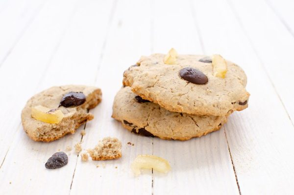 Cookies sans gluten de noël